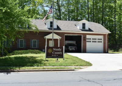 Stanly County EMS Station